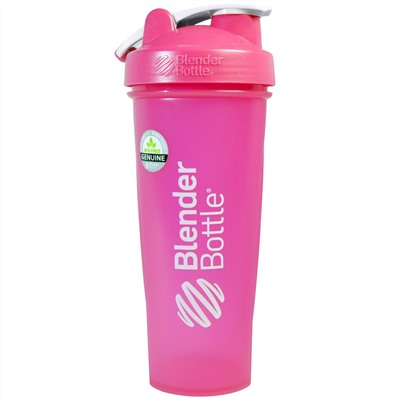Sundesa, BlenderBottle Classic with Loop, FC Pink, 32 oz