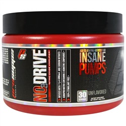 ProSupps, NO3 Drive, Nitric Oxide Amplifier, Unflavored, 3.8 oz (108 g)