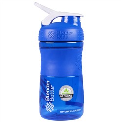 Sundesa, Sundesa, Sport Mixer Blender Bottle, Grip Tritan, Blue, 20 oz