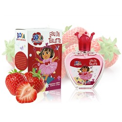 ДЕТСКИЙ ПАРФЮМ DORA L'EXPLORATRICE STRAWBERRY, EDT, 50 ML