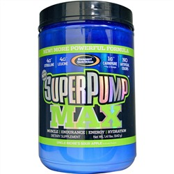 Gaspari Nutrition, SuperPump Max, Uncle Richie's Sour Apple, 1.41 lbs (640 g)