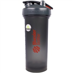Sundesa, Pro Series, Blender Bottle Pro 45, Grey/Red, 45 oz