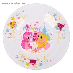 Тарелка 19,5 см My Little Pony