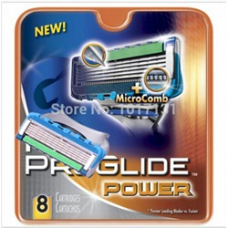 кассеты Gillette fusion proglide power, 8 шт