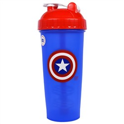 Perfect Shaker, Hero Series, Captain America Shaker Cup, 28 oz (800 ml)