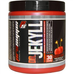 ProSupps, Dr.Jekyll, Intense Pump Pre Workout, Cherry Bomb, 11.2 oz (312 g)